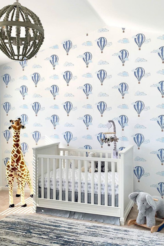 nursery ideas for boys