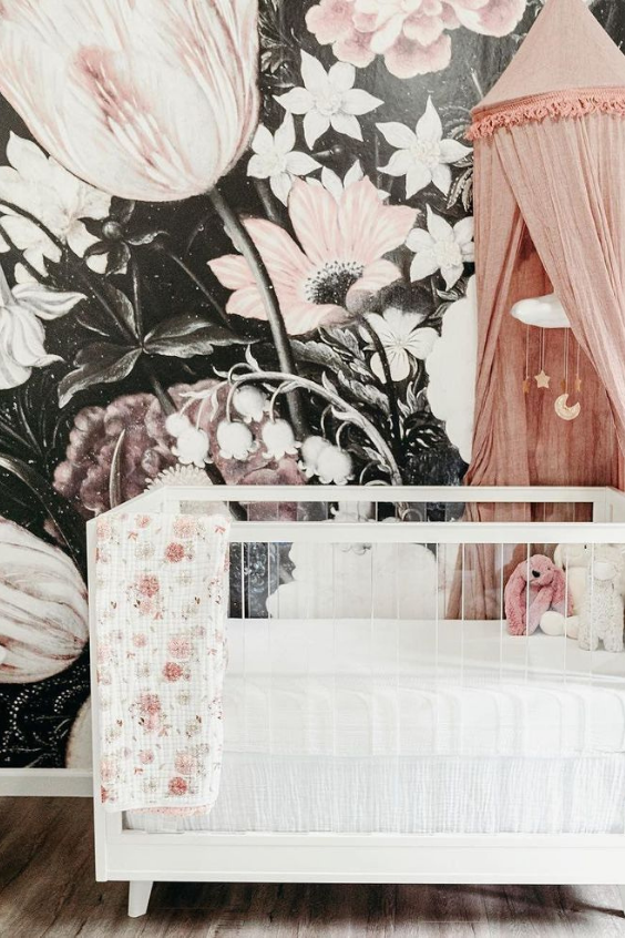 nursery ideas for girls