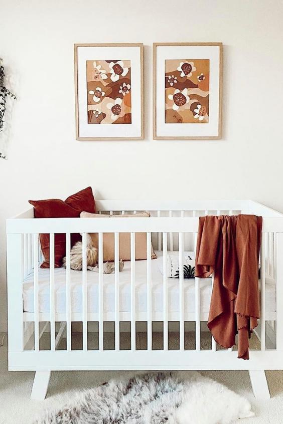 neutral nursery palette