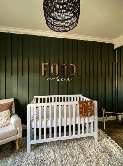 2021 NURSERY DESIGN TRENDS