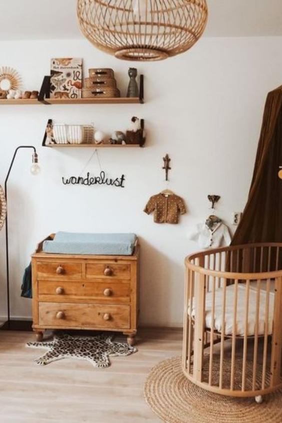 2021 nursery design trends