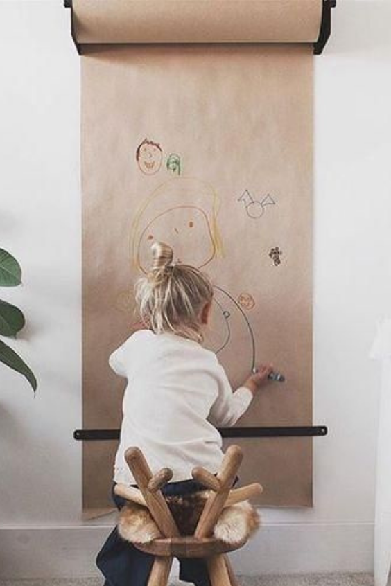 KIDS ART SUPPLIES STIRAGE