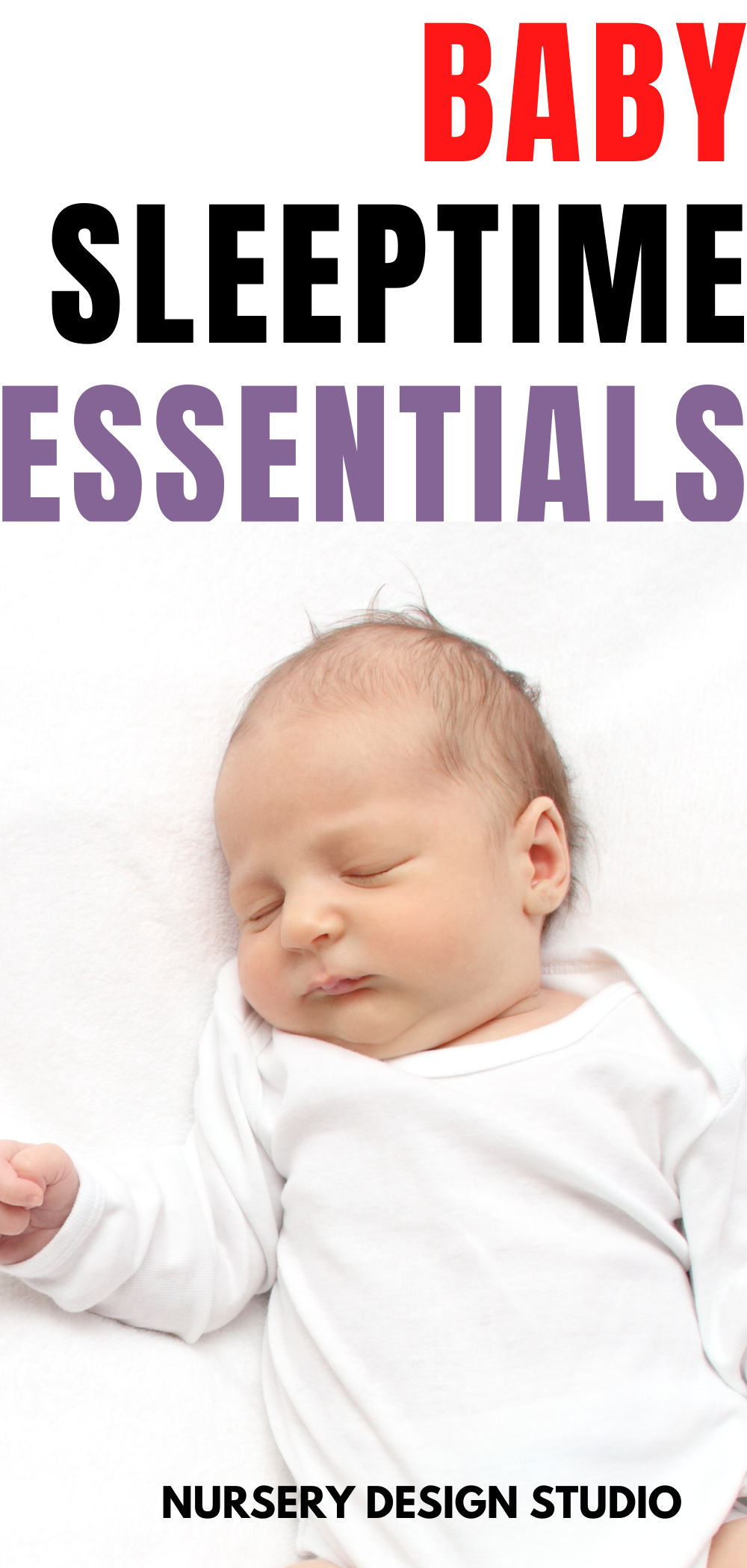 baby sleeptime essentials