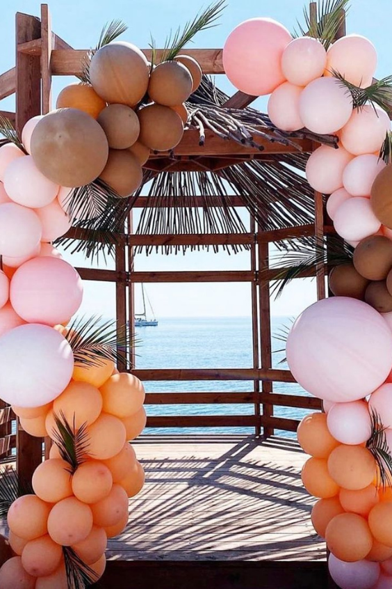OUTDOOR BABY SHOWER IDEAS