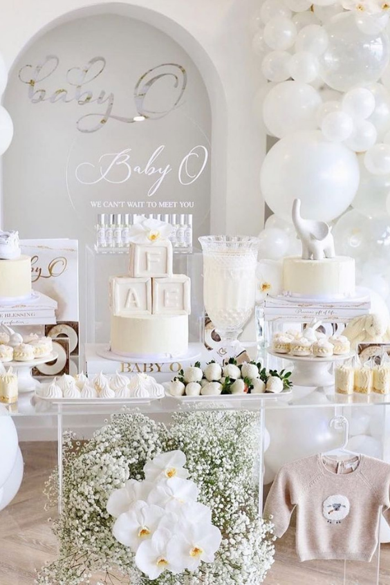 WHO DO YOU INVITE FOR A BABY REGISTRY?