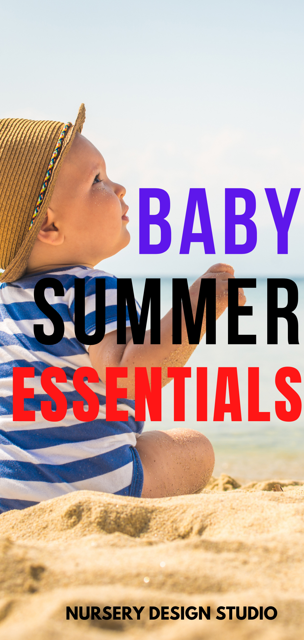 baby summer essentials