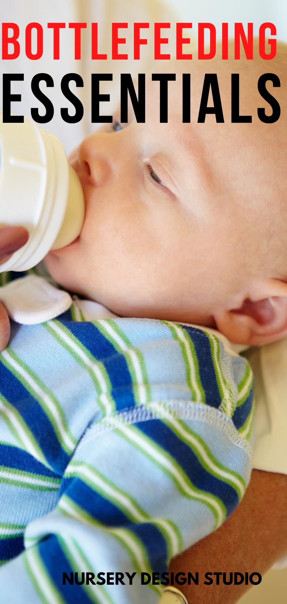 bottle-feeding essentials