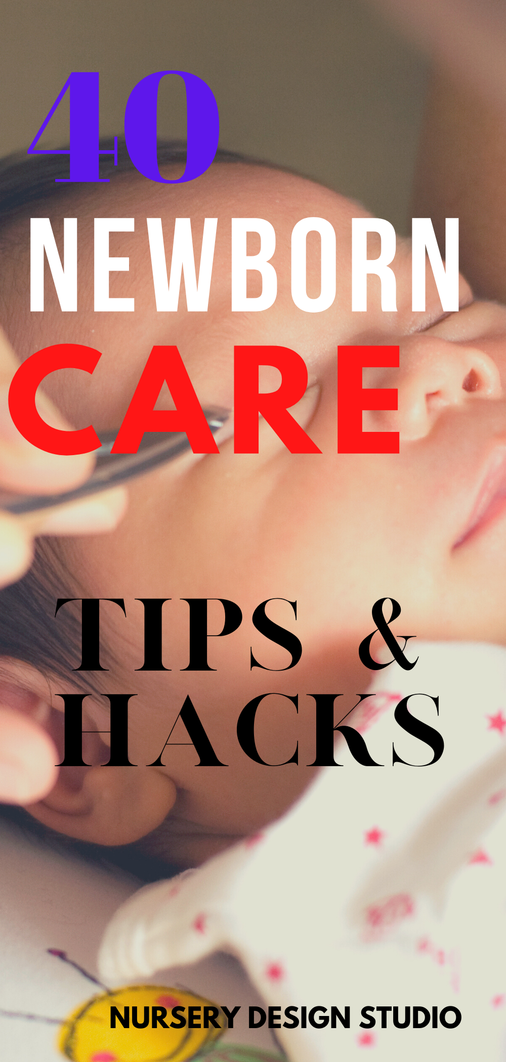 newborn care tips and hacks