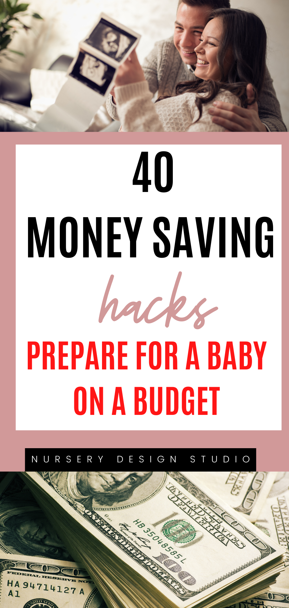 prepare for a baby on a budget