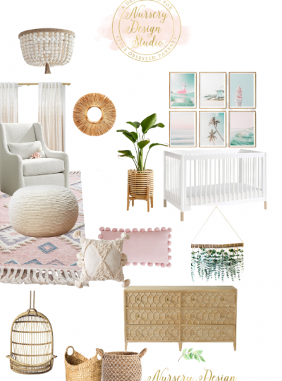 BEACHY NURSERY DESIGN BOARD