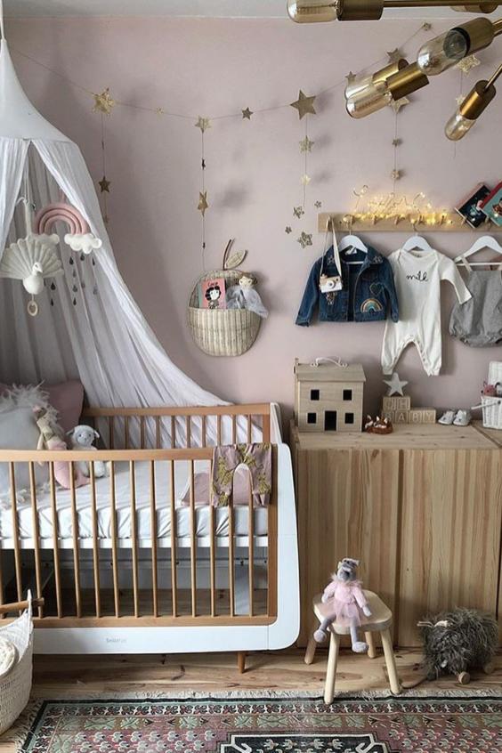 nursery ideas for a girl