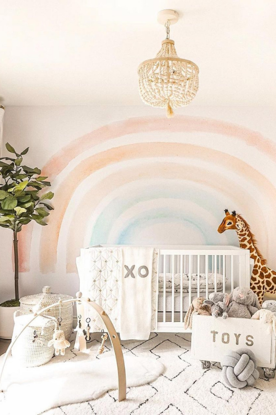 40 Nursery Ideas For A Baby Girl Complete Guide Design Studio