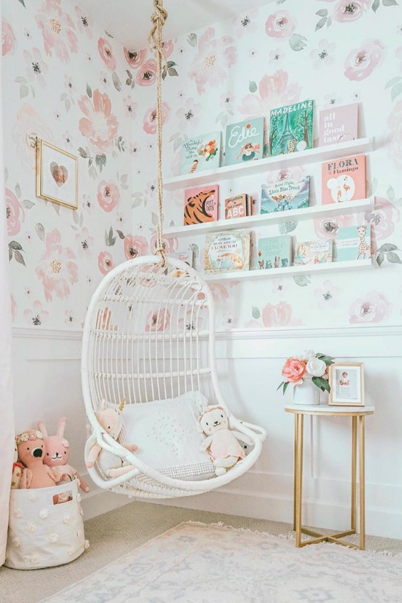 nursery ideas for a girls