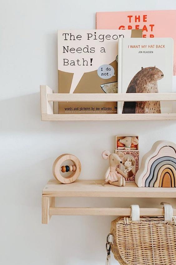 nursery design ideas for a girl
