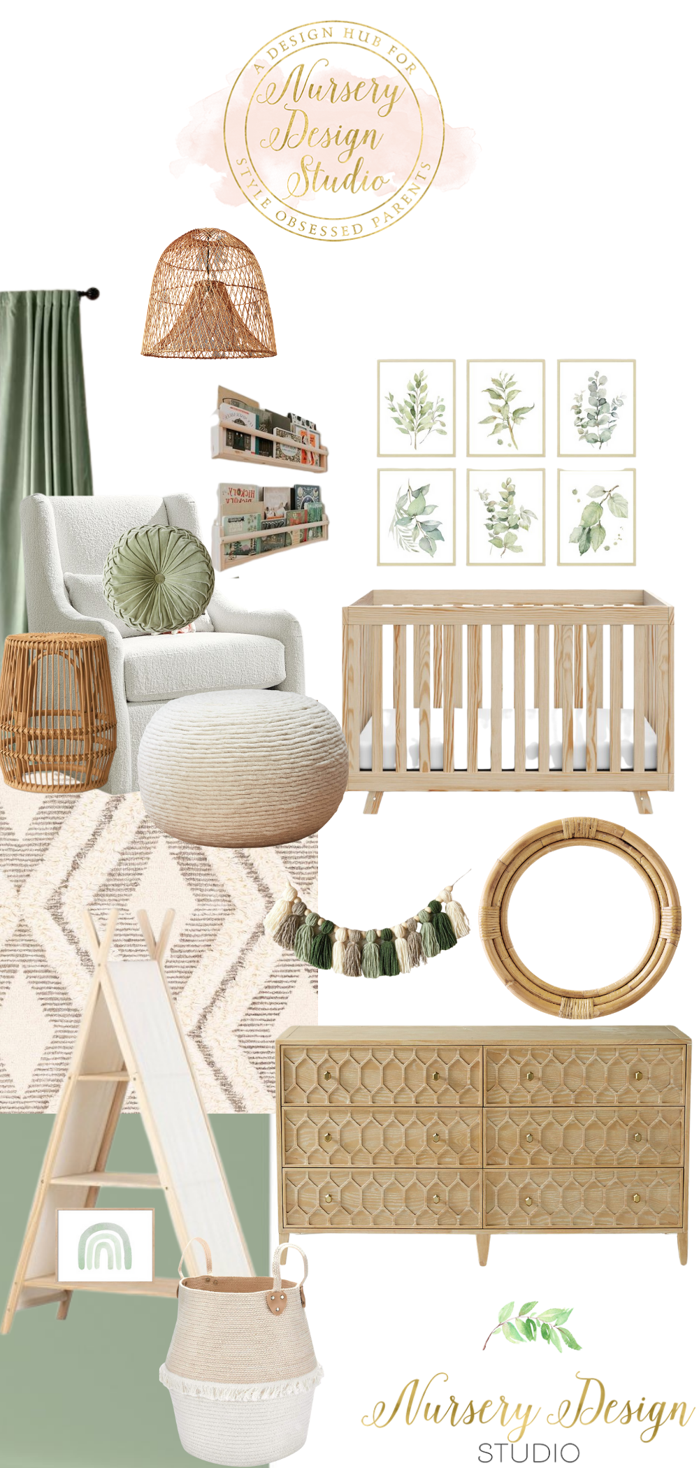 SAGE AND NATURAL TTEXTURES NURSERY