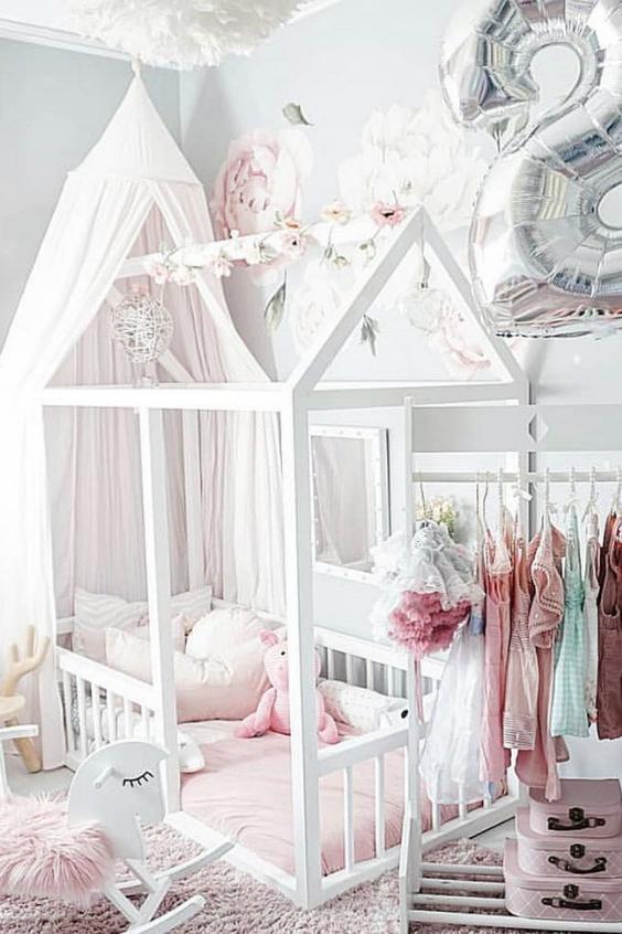 nursery ideas for girls