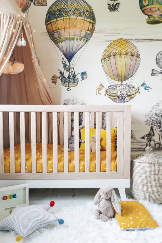 nursery decorating made simple
