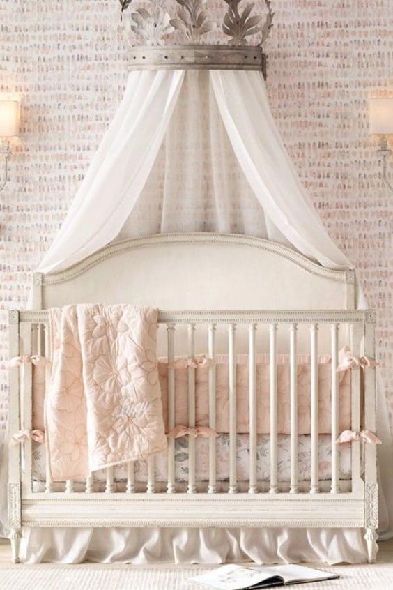 princess nursery theme