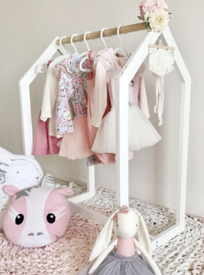 STYLISH ORGANIZED NURSERY