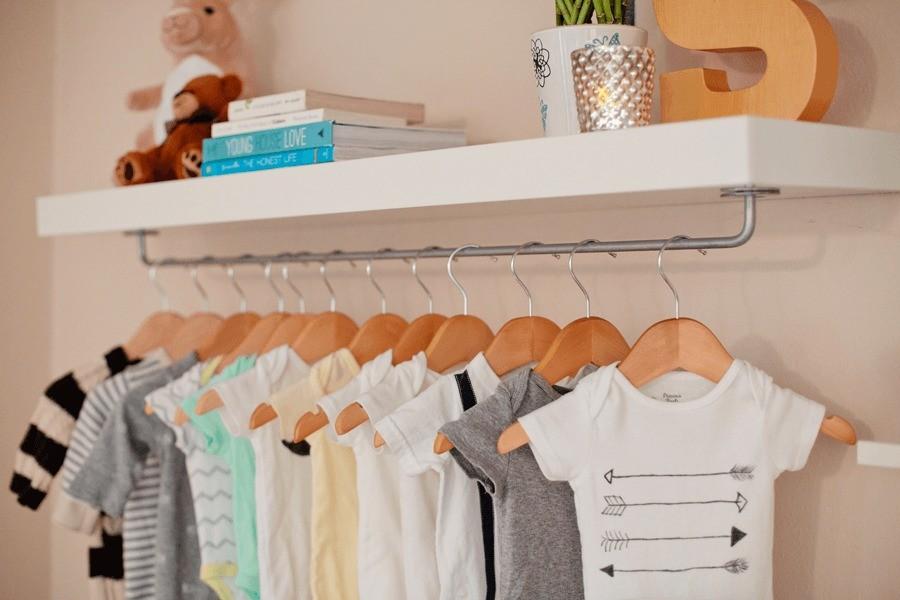 ikea hack for baby' room