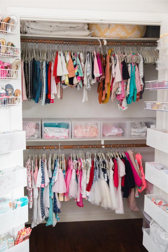 ORGANIZE BBAY'S CLOTHES