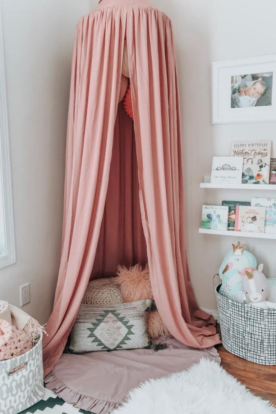 ways to organize baby's room