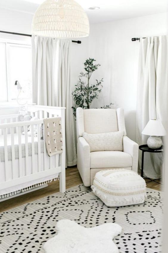 NURSERY IDEAS FOR A BABY BOY