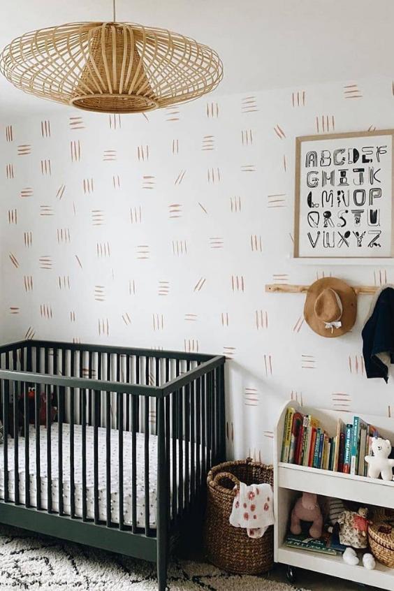 how to decorate a boys nursery