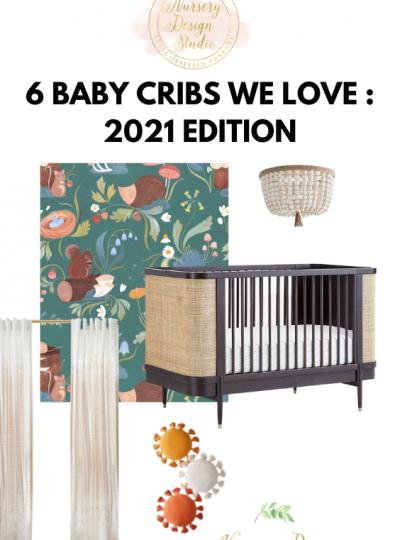 BABY CRIBS 2021