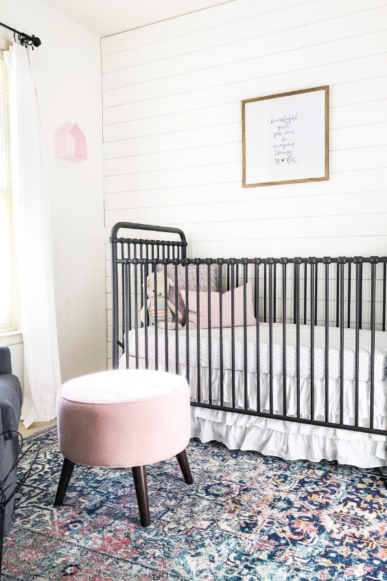 best white paint colors for the nursery
