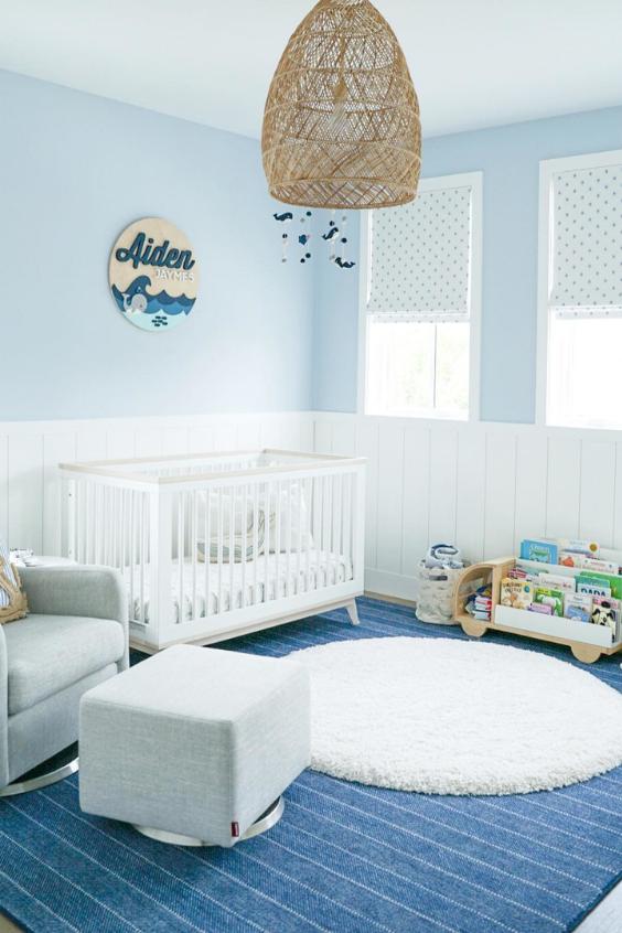 rug for the nursery