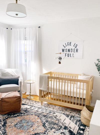 do you need a nursery rug