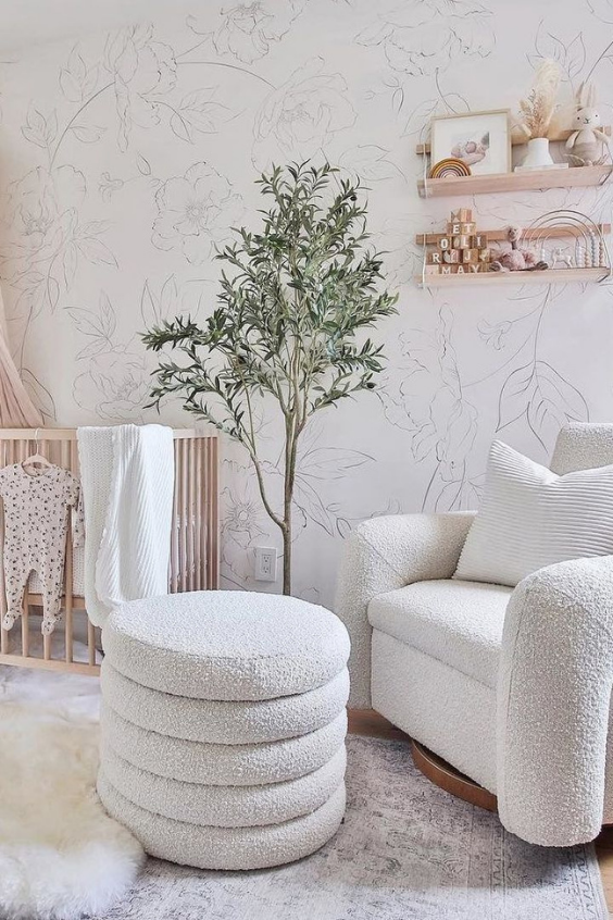 TIPS TO DESIGNING A NURSERY