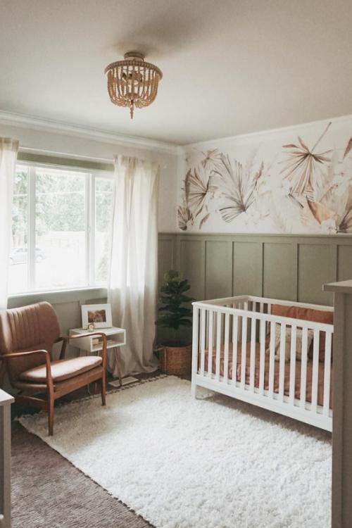 best nursery paint colors