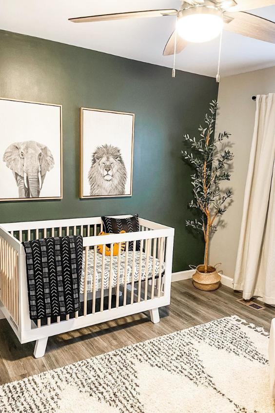 BEST BABY ROOM IDEAS