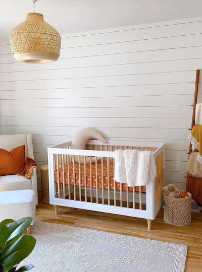 transition the nursery from summer to fall