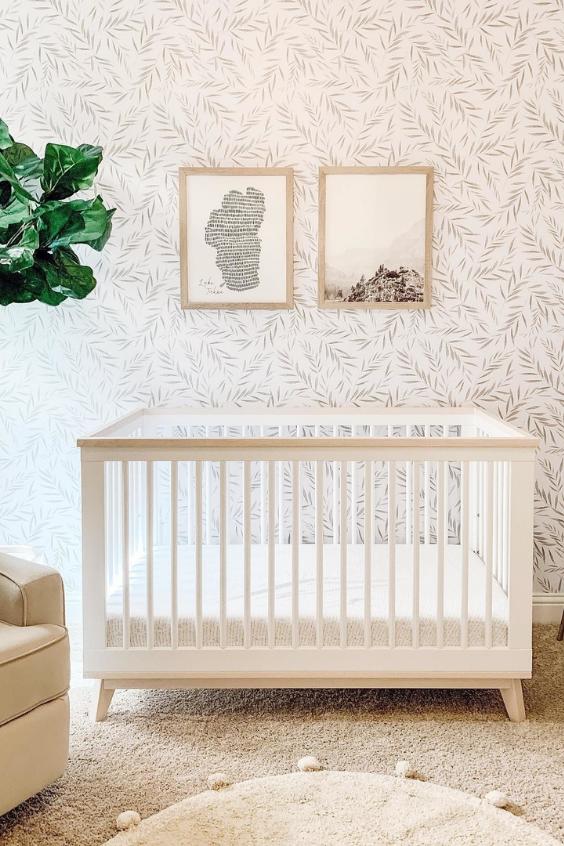 create a calming nursery