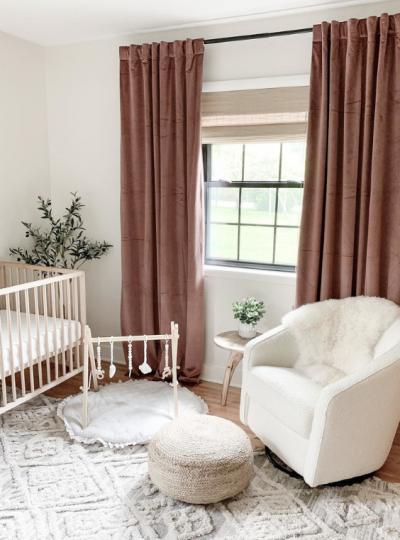 calming nursery ideas