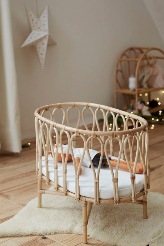 BABY CRIBS FOR DOLLS